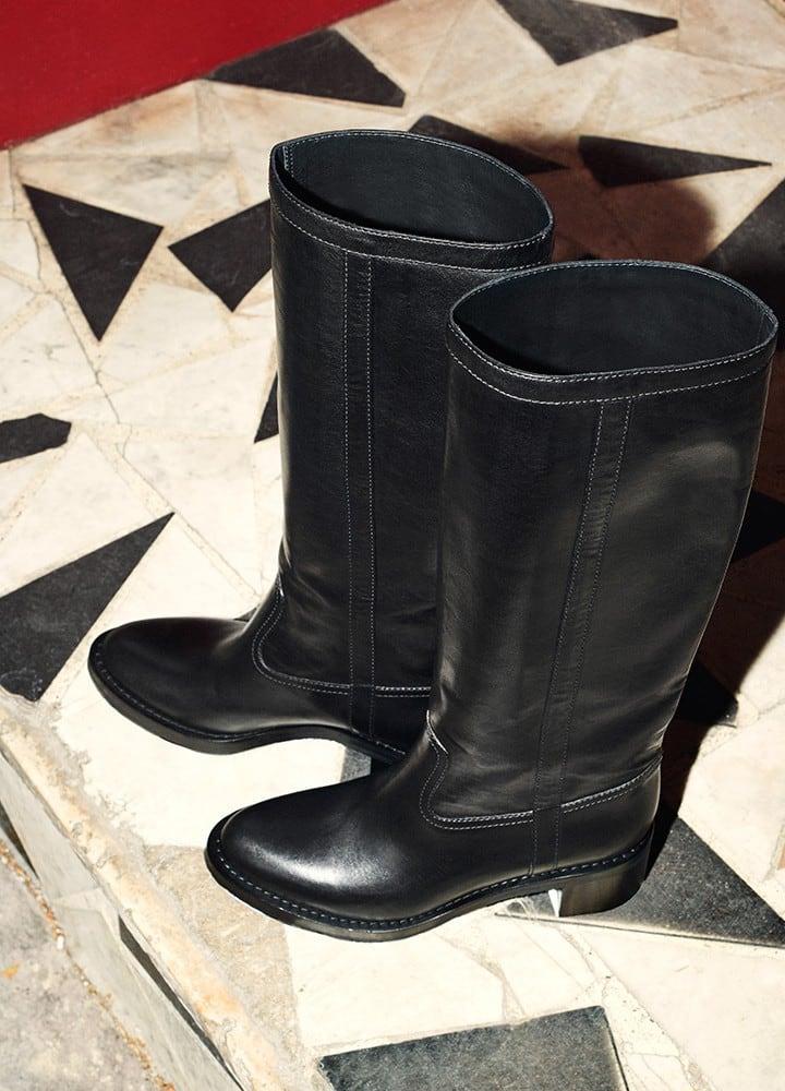 Celine Folco Boot in Calfskin