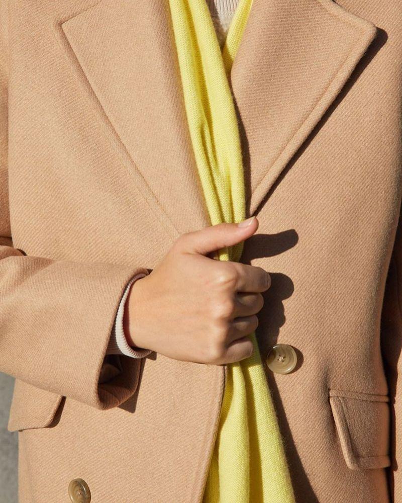 Everlane Italian ReWool Overcoat