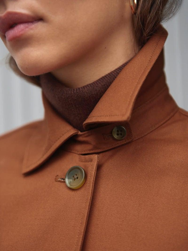 Everlane Mac Coat