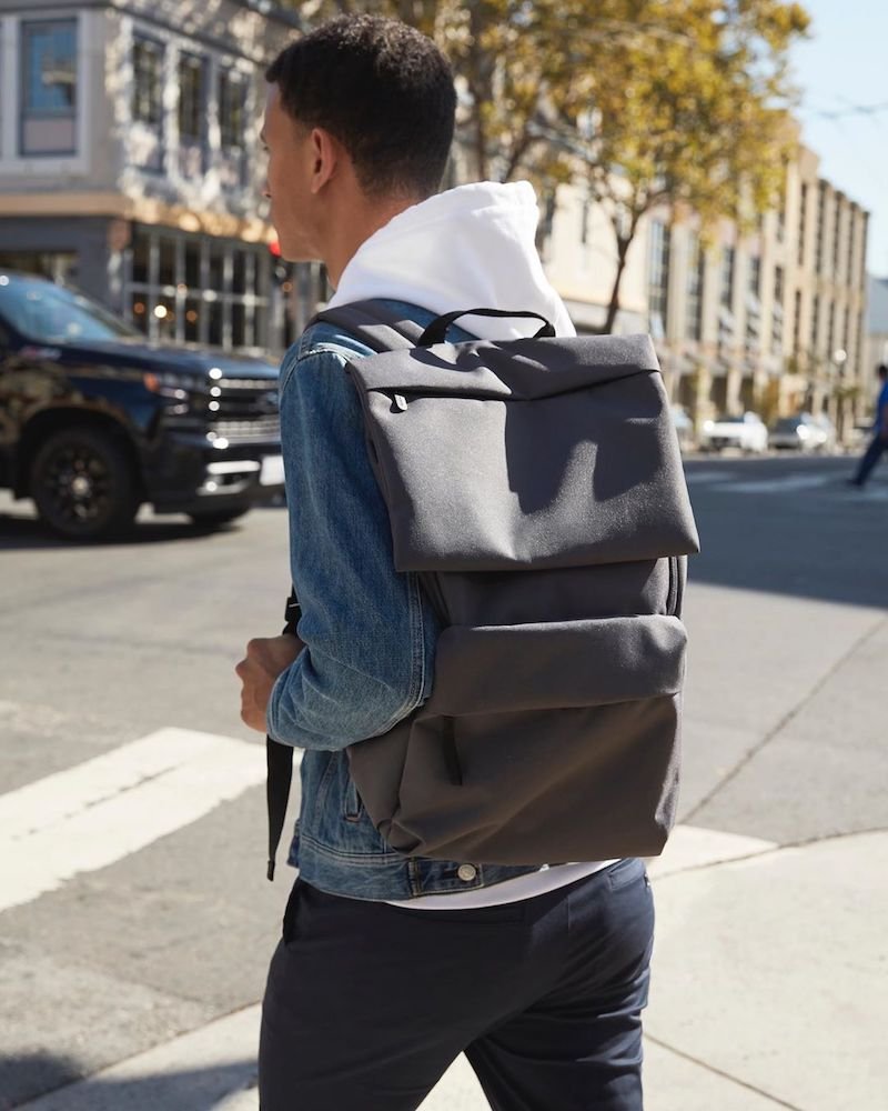 Everlane ReNew Transit Backpack 1