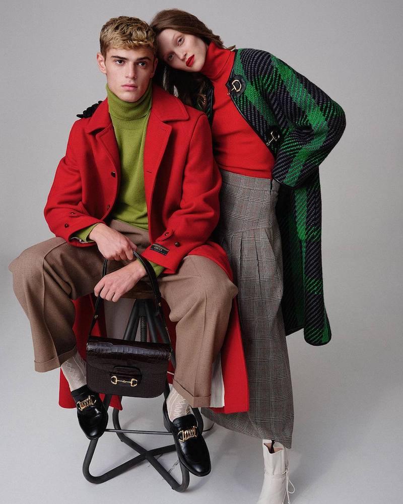Gucci LVR Exclusive Wool Pants