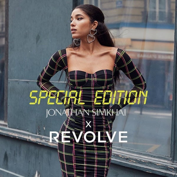 JONATHAN SIMKHAI x REVOLVE Fall 2019 Collection