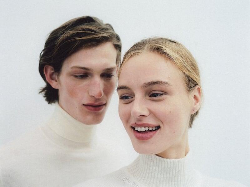 Jil Sander Cashmere Knit Sweater