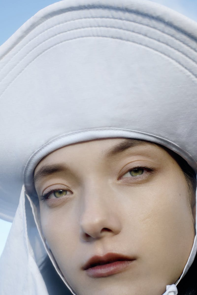 Jil Sander Exclusive to Mytheresa – Cotton, Linen and Silk Hat