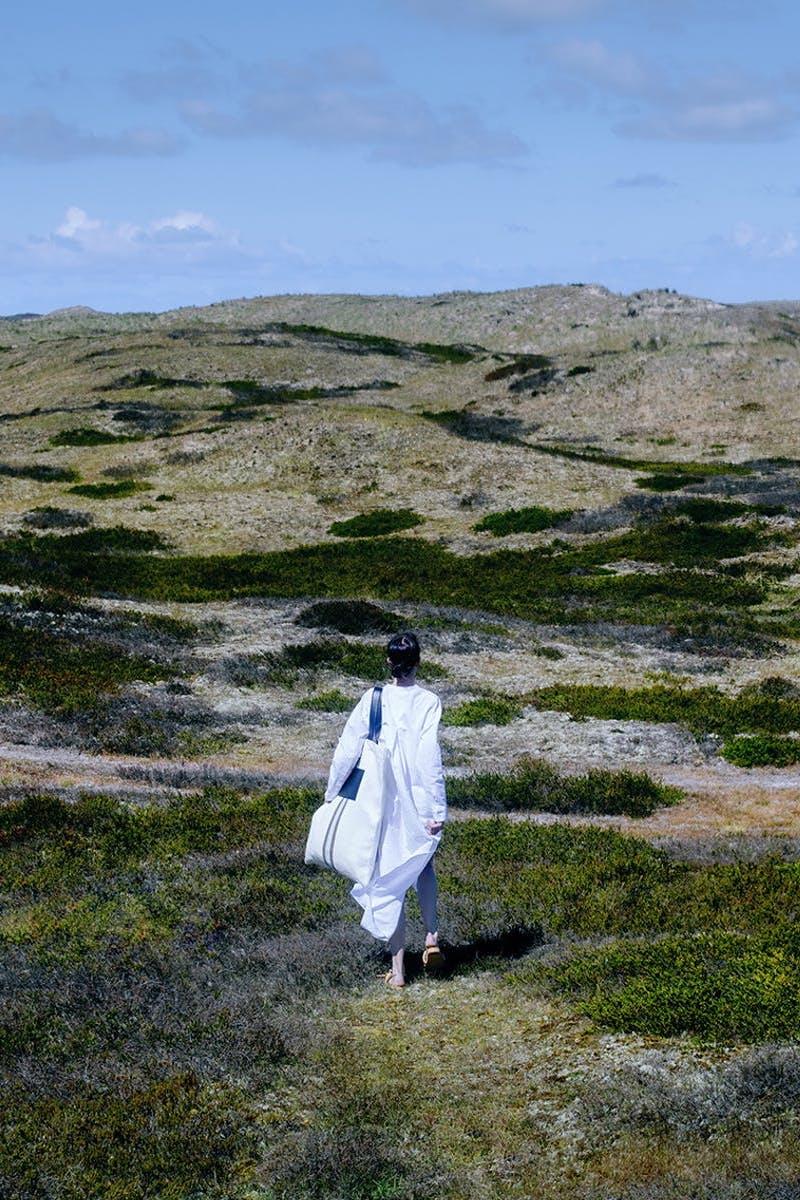 Jil Sander Exclusive to Mytheresa – Cotton, Linen and Silk Maxi Dress