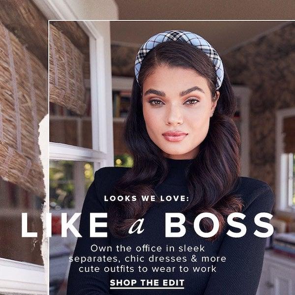 Looks We Love // Like a Boss Fall 2019