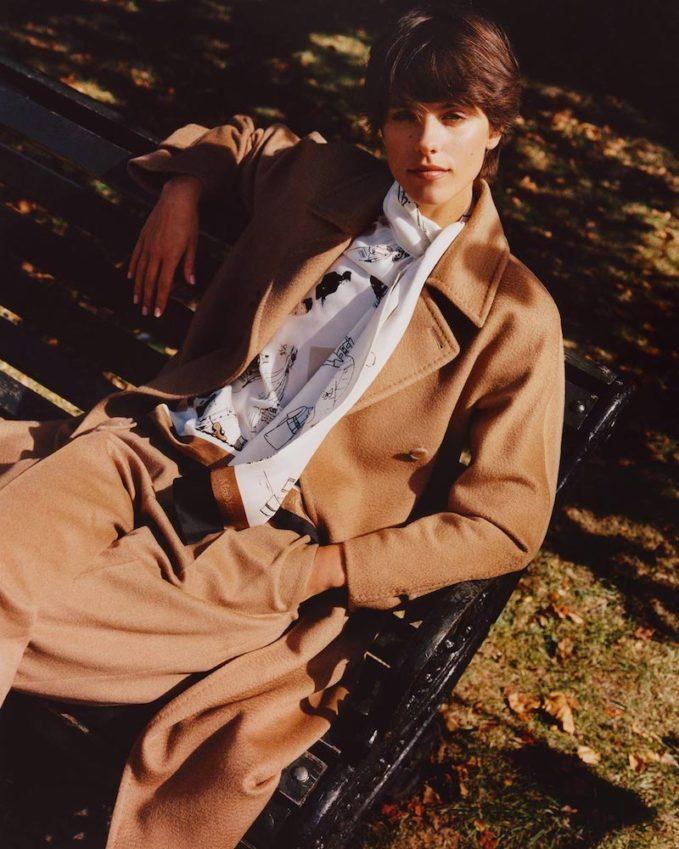Max Mara Baleari Coat