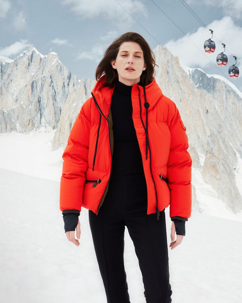 Moncler Grenoble Dixence Down-Filled Ski Jacket