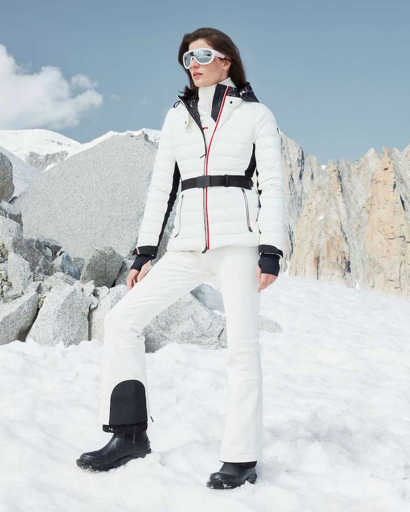 Moncler Grenoble Flared Ski Trousers