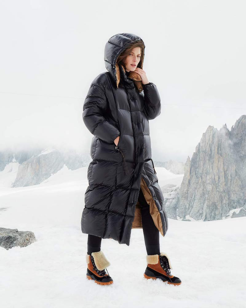Moncler Parnaiba Down-Filled Coat
