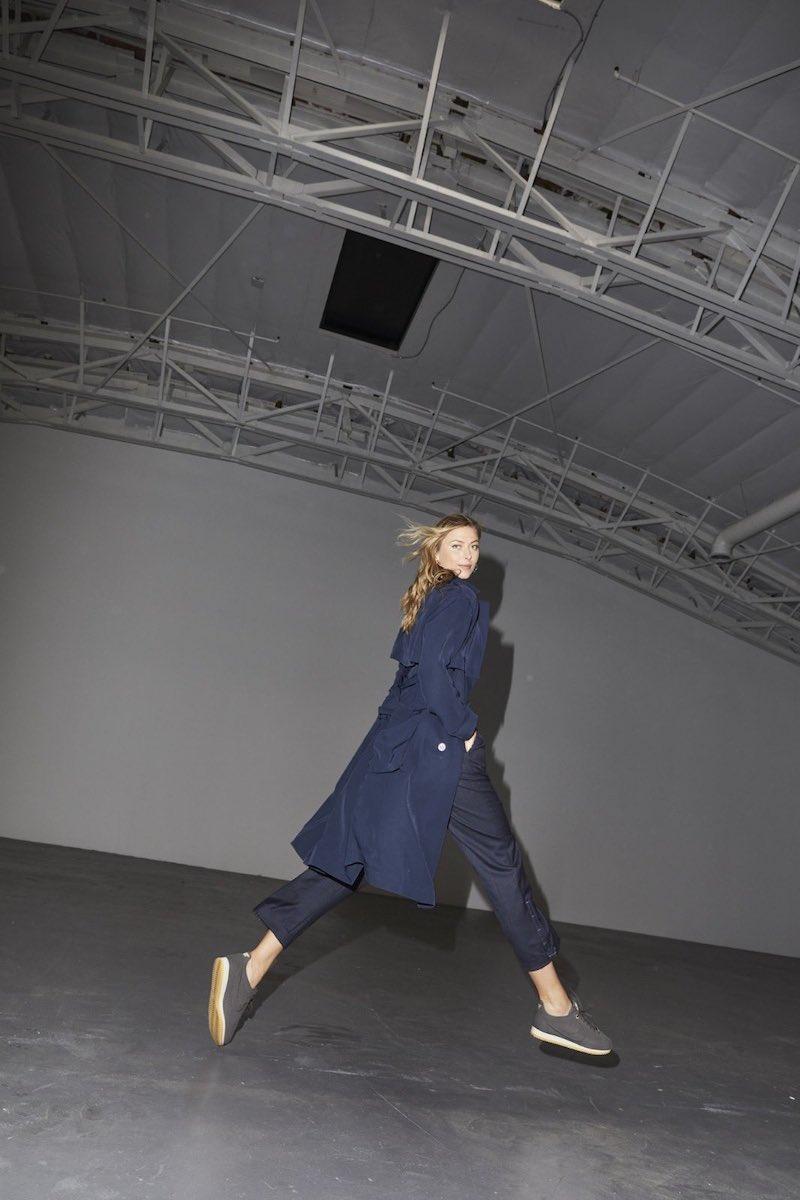 Nike x Maria Sharapova Perfect Pairs Classic Cortez Premium Sneaker 1