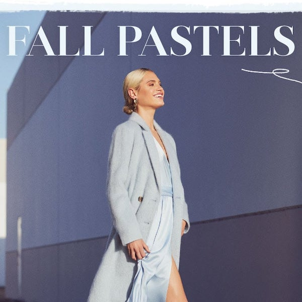 REVOLVE Fashion Edit // Fall 2019 Pastels