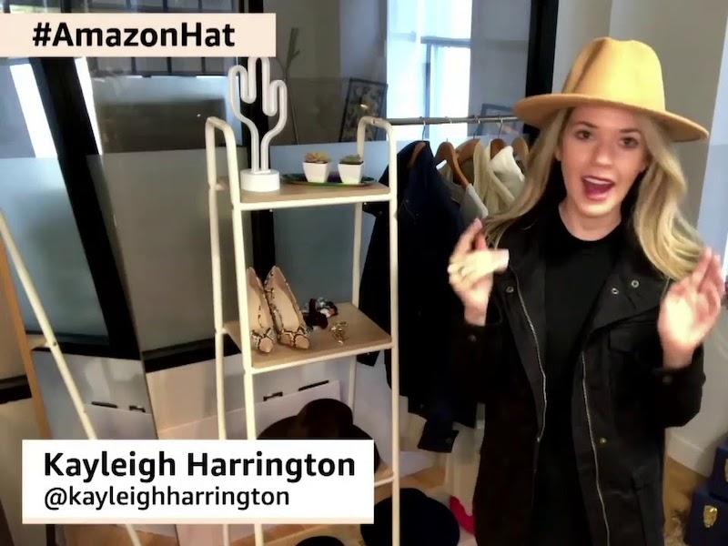 Utility Jackets & Hats for Fall 2019 by Kayleigh Harrington