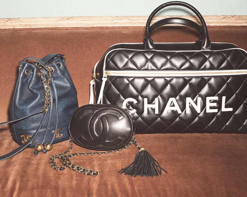 What Goes Around Comes Around Chanel Bowler