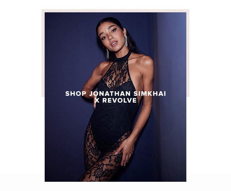 SHOP JONATHAN SIMKHAI x REVOLVE