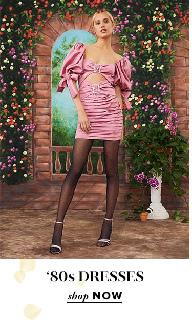 '80s Dresses - Shop Now
