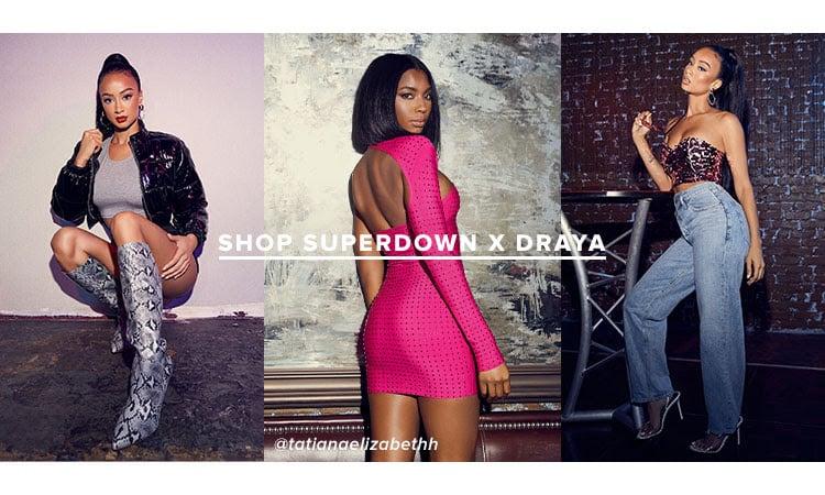 SHOP SUPERDOWN X DRAYA