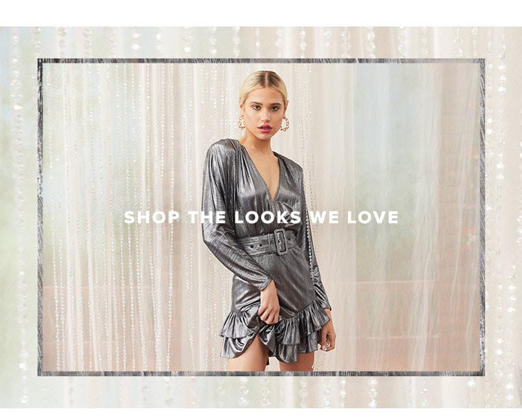 Shop the looks we love.