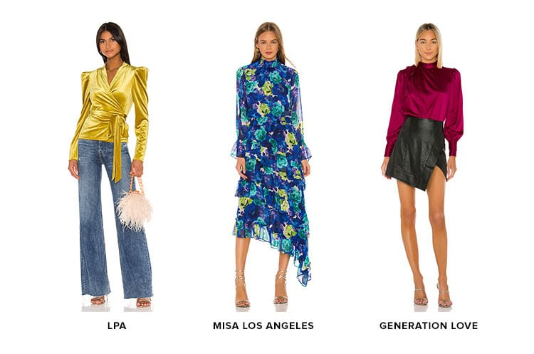 Fall's Favorite Jewel Tones. These precious pops of color will have all eyes on you. Shop jewel tones.