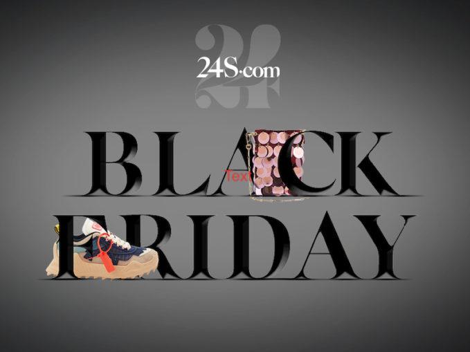 24S Black Friday 2019