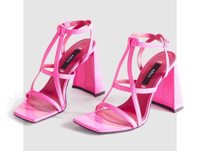 Area A Heel Sandals