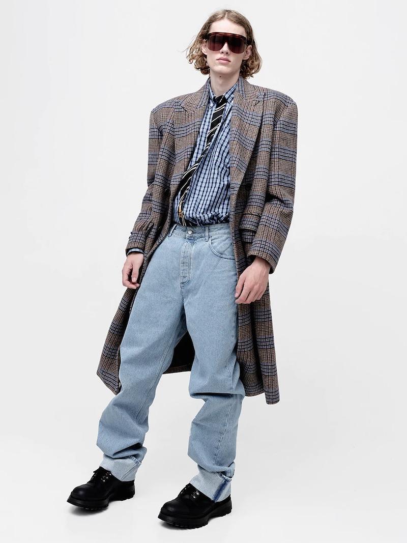Botter Bleached Cotton Denim Jeans