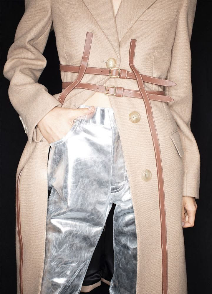 Burberry Callington Long Coat