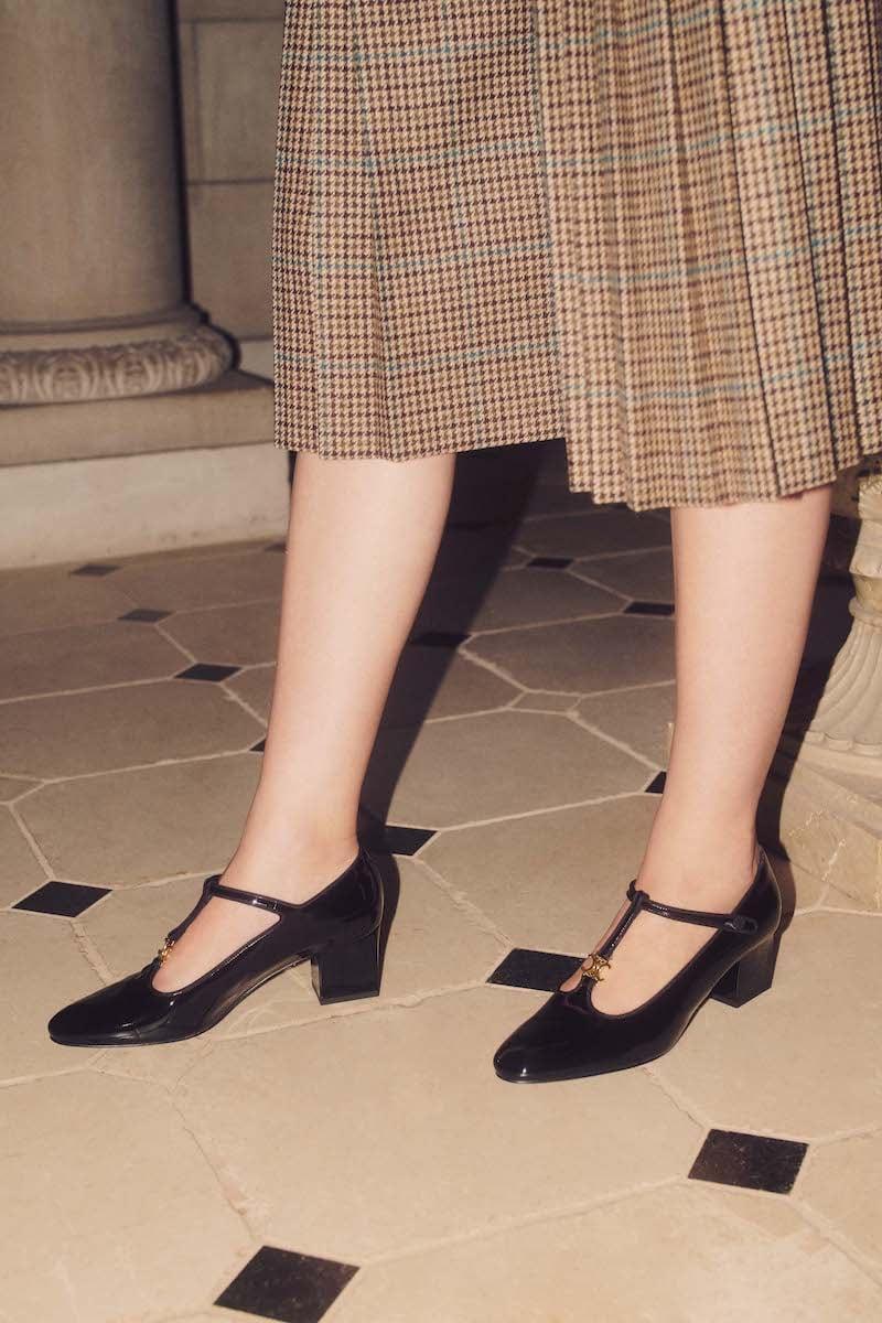 CELINE Patent Leather Stilettos