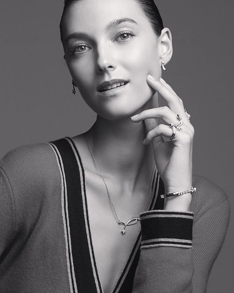 Chanel Comete Necklace