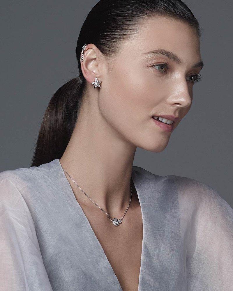 Chanel Extrait De camélia Ring
