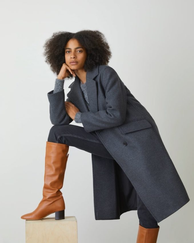 Everlane Knee-High Boot