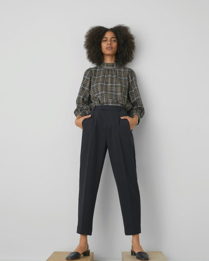 Everlane Put-Together Pleat Pant