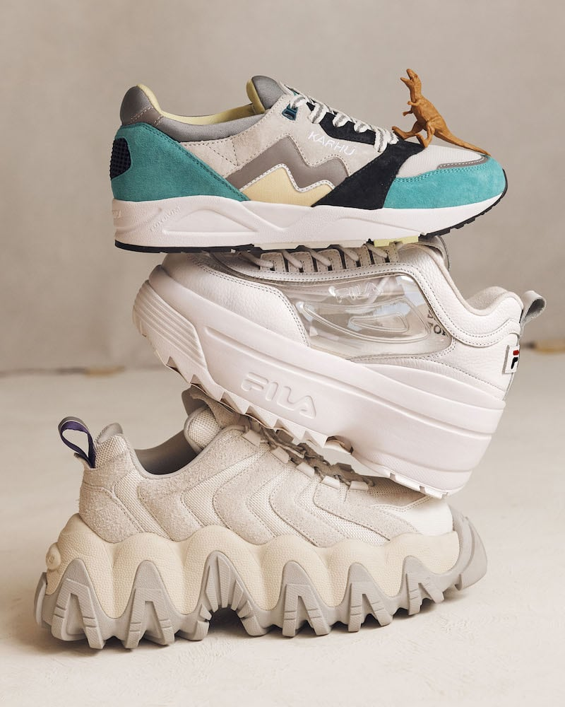 Eytys Women s Halo Mesh & Suede Sneakers