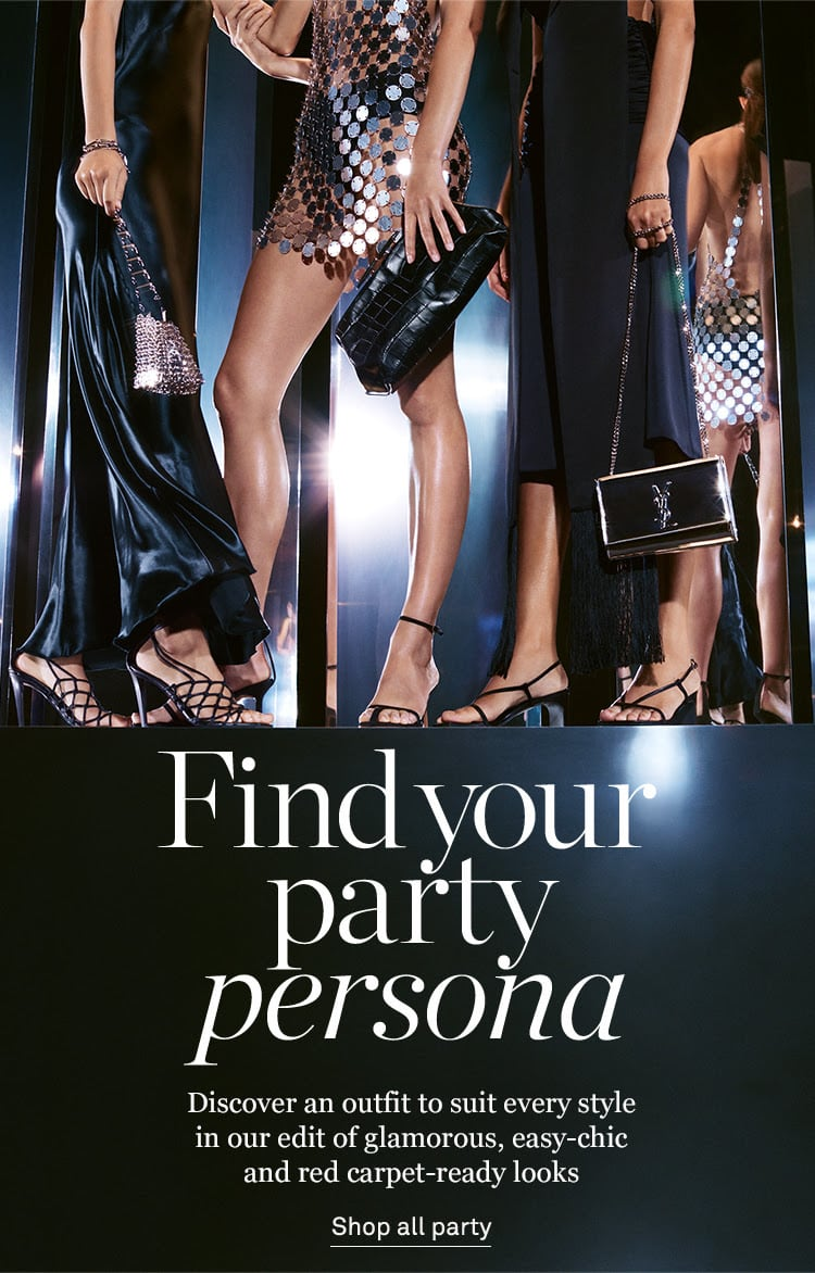 Find Your Party Persona: Best Party Dressing for Holiday 2019