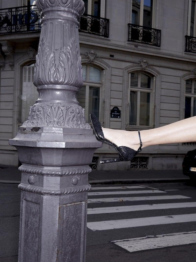 Givenchy Atelier Haute Couture Lace Pumps