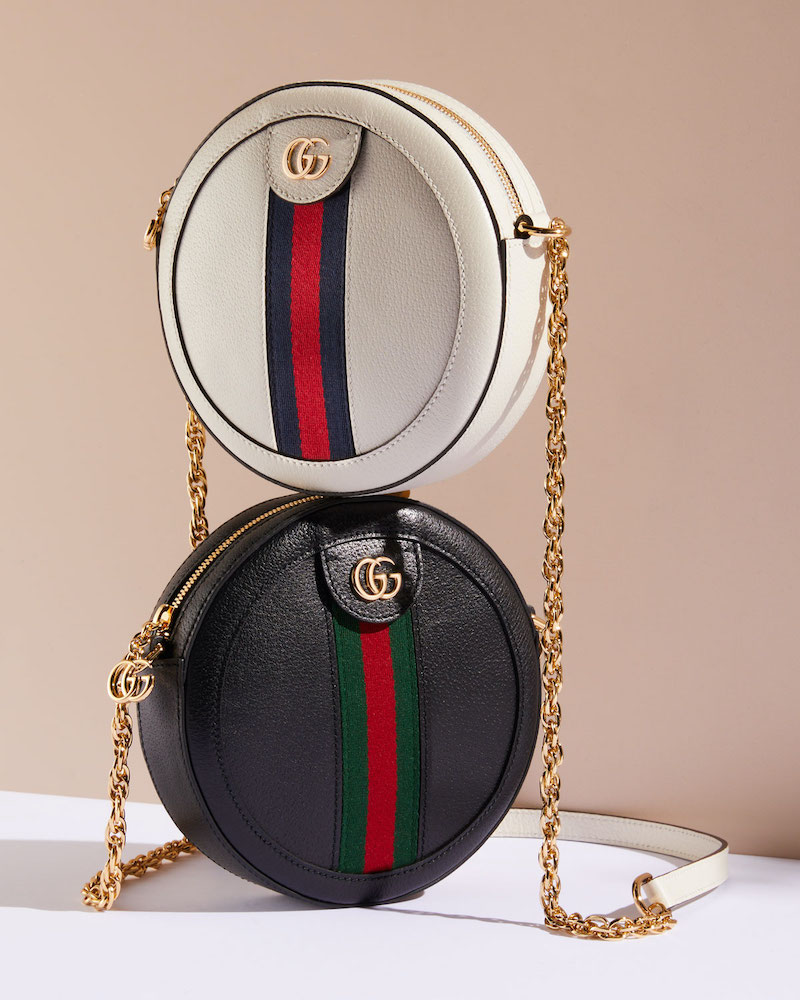 Gucci Ophidia Mini Circle Camera Bag