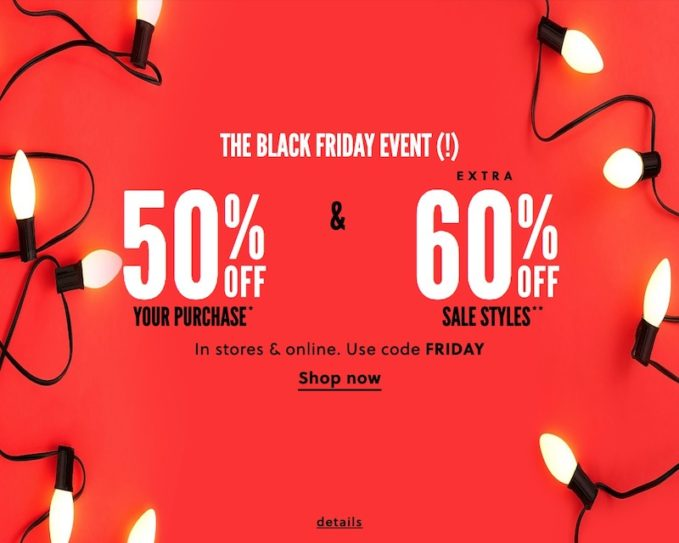 J.Crew Black Friday Sale 2019