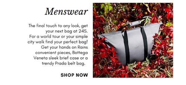 Men's IT Bags