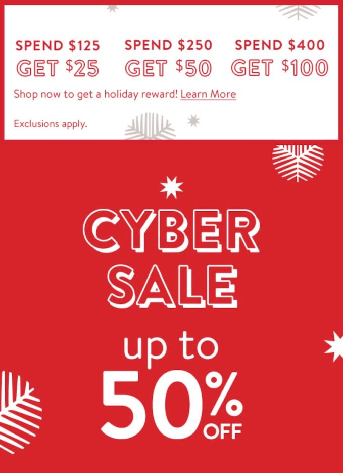 NORDSTROM Cyber Sale 2019