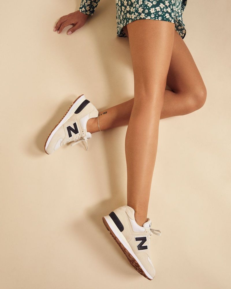 New Balance x Reformation 574 Sneakers
