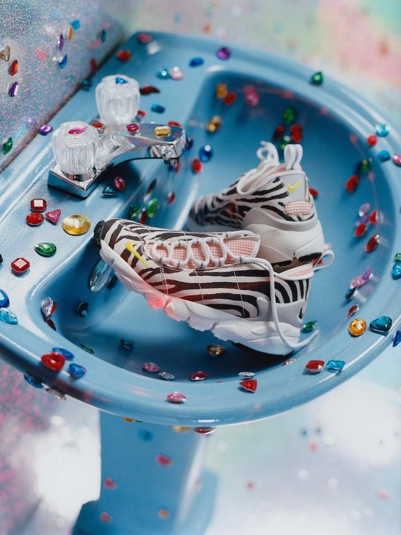 Nike x Olivia Kim Air Footscape