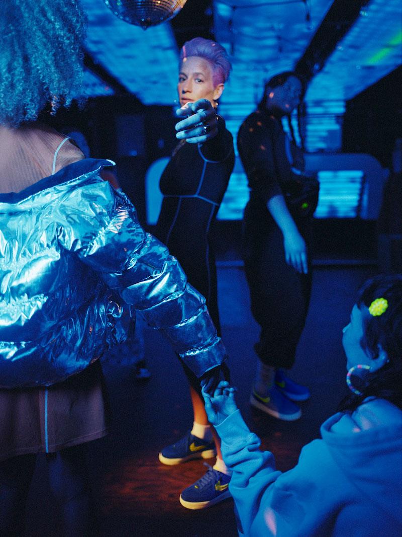 Nike x Olivia Kim Air Force 1 '07