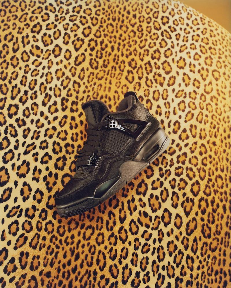 Nike x Olivia Kim Air Jordan 4 Retro