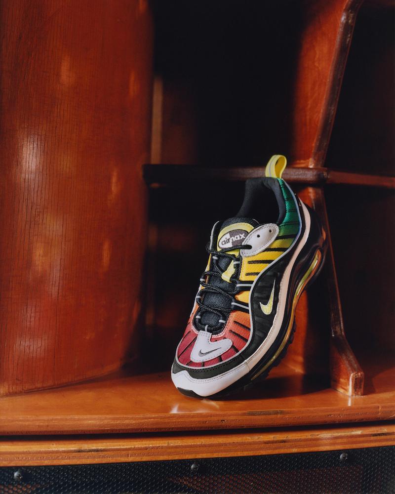 Nike x Olivia Kim Air Max 98