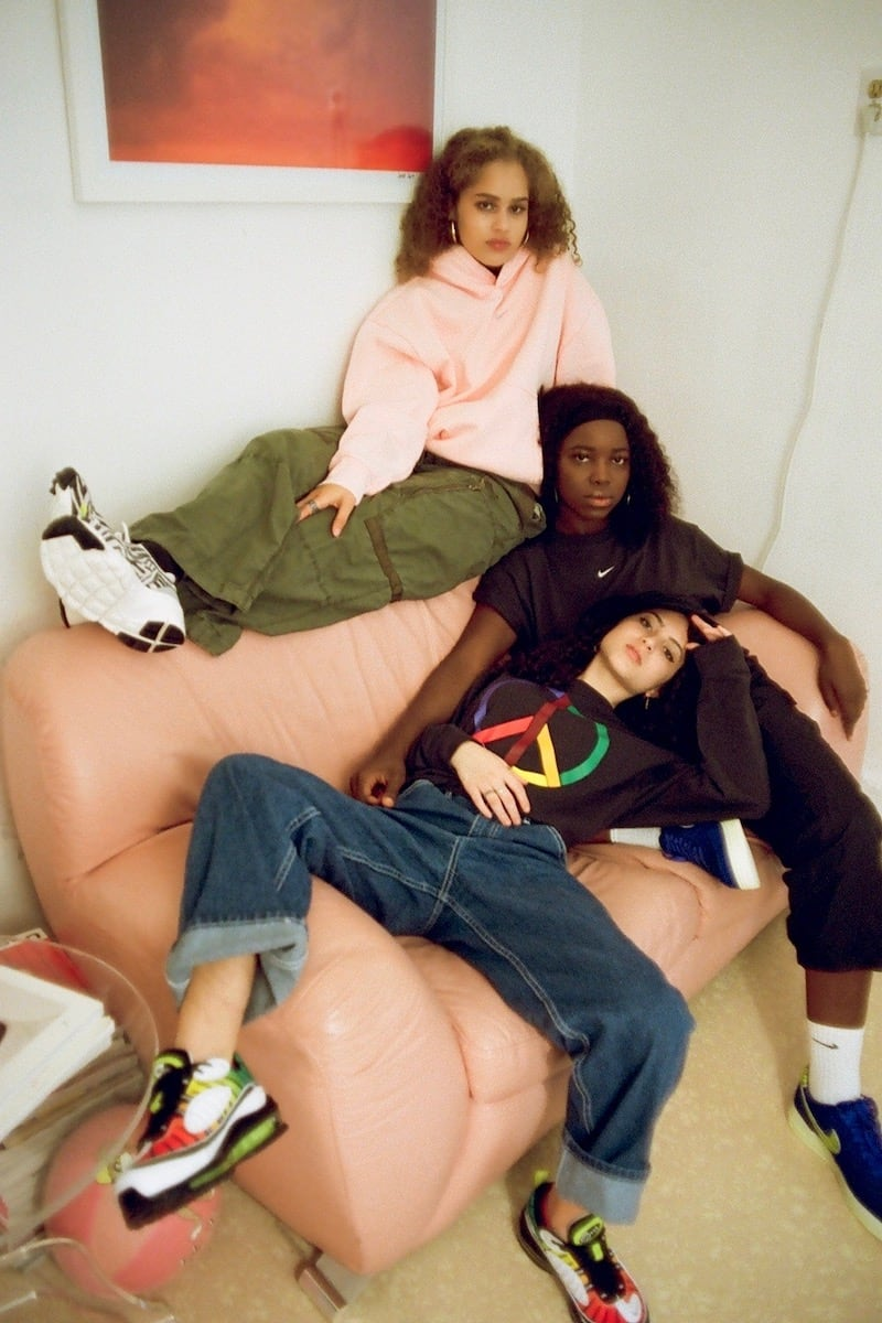 """Nike x Olivia Kim The the """"No Cover"""" Collection"""