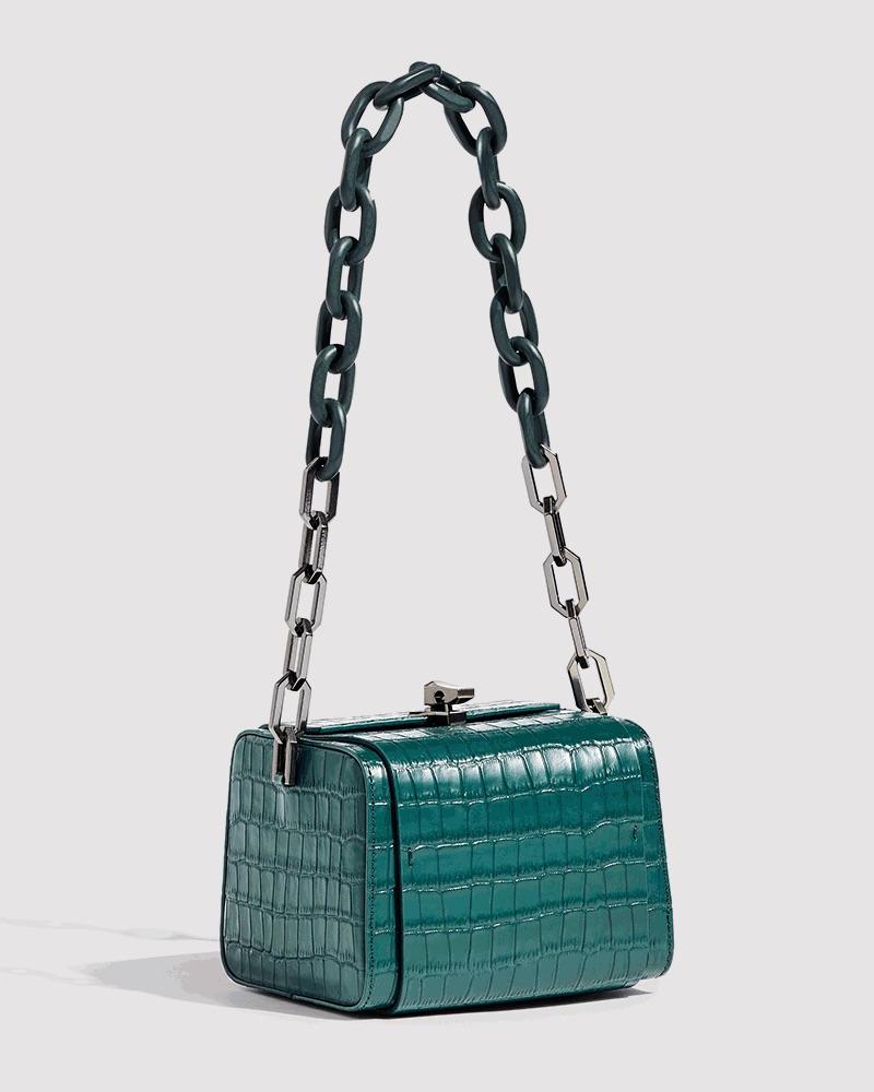 THE VOLON Po Cube Bag