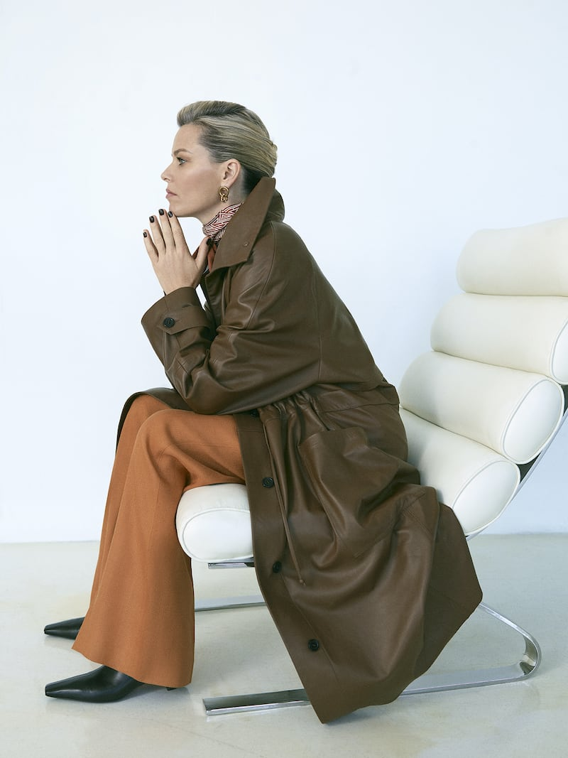 Utzon Coat