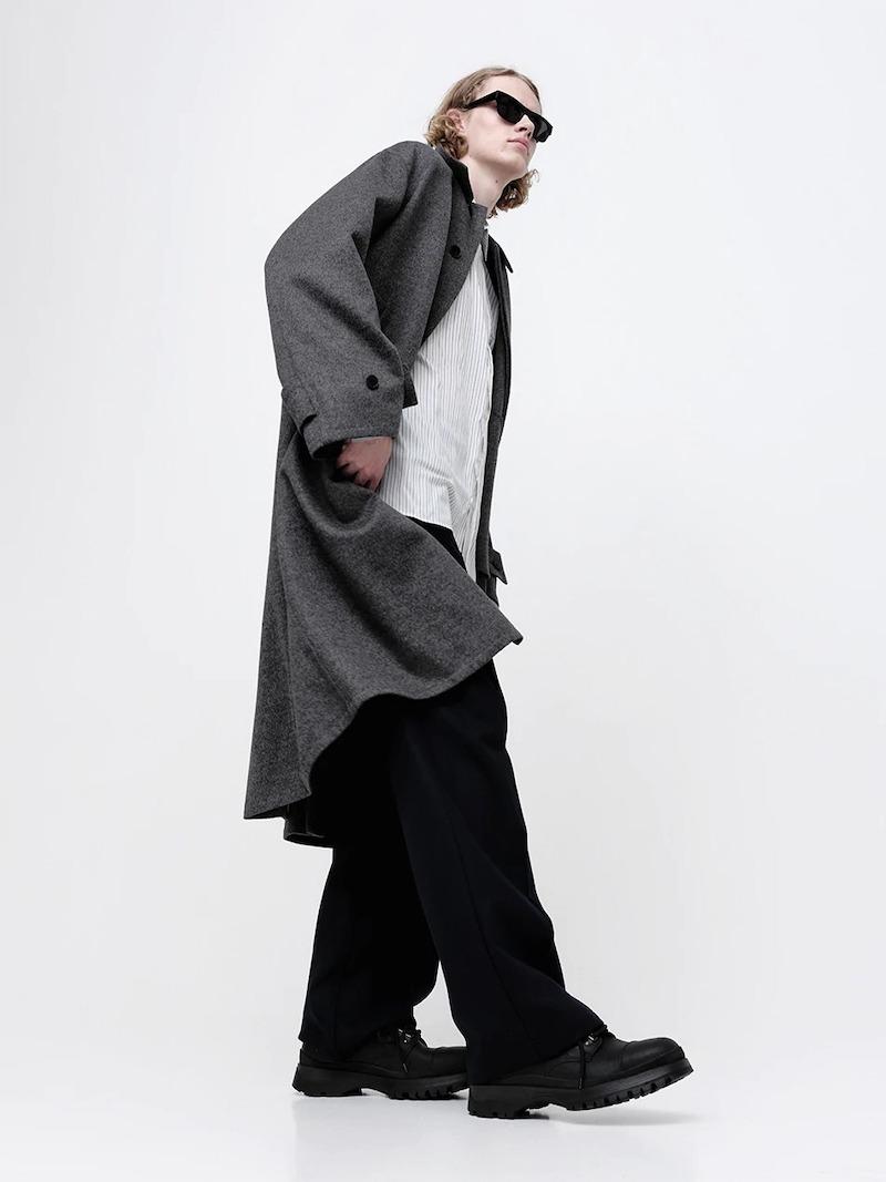 Valentino 21.5cm Wool Blend Pants