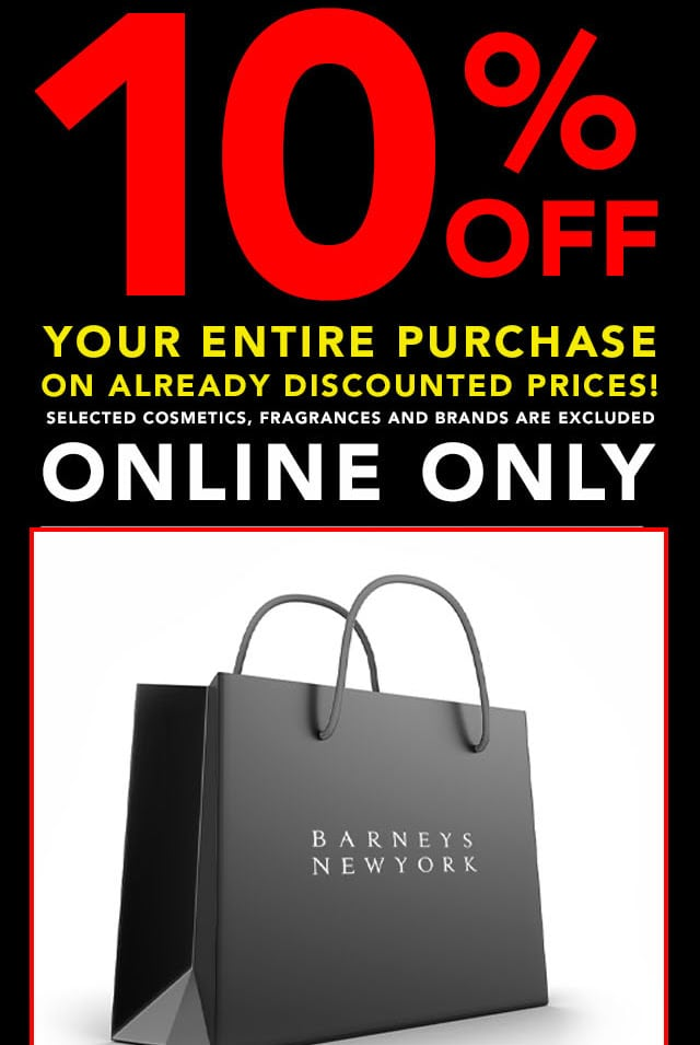 STORE CLOSING SALE. Limited Exclusions Apply. Online only.
