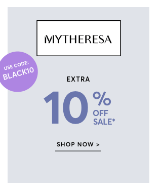 MYTHERESA Black Friday Sale 2019